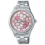 นาฬิกาข้อมือผู้หญิงCasioของแท้ LTP-E128D-4ADF