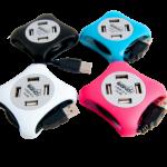 HUB USB 2.0 4p signo hb157
