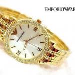 นาฬิกา Armani ขนาด 35 mm มาพร้อกล่อง