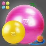 (พรีออเดอร์) บอลโยคะ Z ขนาด 85CM หนาพิเศษ รับน้ำหนักมากกว่า 300