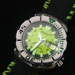 Seiko Green Monster Limited Edition