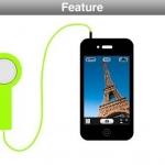 อุปกรณ์ remote กดถ่ายรูป M-shootใช้กับ IOS IPHONE IPAD