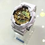 GShock G-Shockของแท้ GA-110GD-7A ขาวทอง