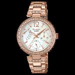 CASIO นาฬิกาข้อมือ SHEEN รุ่น SHE-3043PG-7A