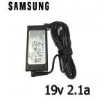SAMSUNG AC adapterที่ชาร์จ notebook 19v2.1a หัวเล็กตัวใหม่ แท้