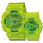G-Shock ของแท้ ประกันศูนย์ GA-110B-3-GMA-S110CC-3 G-SHOCK×BABY-G