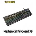 NUBWO X9 (KG400) Semi Mechanical Keyboard Gamming
