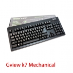Gview K7 macro Gaming Mechanical Keyboard