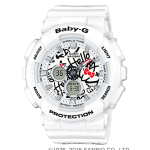 นาฬิกา Casio Baby-G ของแท้ รุ่น BA-120KT-7A Kitty