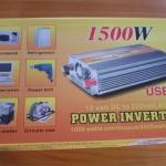 Inverter 1500w. DC12v To AC220v