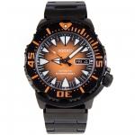 Seiko Monster Automatic รุ่น SRP311K1 นาฬิกาข้อมือผู้ชาย สีดำ สายสแตนเลส