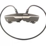 ZONOKI B97 หูฟังบลูทูธ bluetooth stereo headset แบตเตอรี่ในตัว รับโทรศัพท์ได้ -black