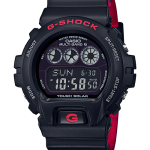 GShock G-Shockของแท้ ประกันศูนย์ DW-6900HR-1