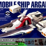 EX-18 1/1700 MOBILE SHIP AGAMA
