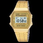 นาฬิกาข้อมือผู้หญิงCasioของแท้ A-168WG-9WDF CASIO นาฬิกา ราคาถูก ไม่เกิน สองพัน