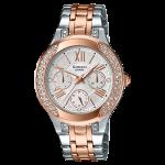CASIO SHEEN นาฬิกาข้อมือ SHE-3809SG-7A