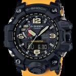 GShock G-Shockของแท้ ประกันศูนย์ G-SHOCK MUDMASTER TOUGHSOLAR GWG-1000-1A9