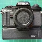 MINOLTA X-300+WINDER M-1TR