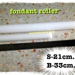 Fondant roller ขนาดใหญ่ 33 เซนติเมตร(สินค้าเกาหลี)