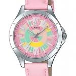 นาฬิกาข้อมือผู้หญิงCasioของแท้ LTP-E129L-4ADF