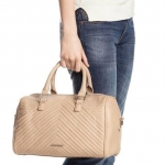 NEW COLLECTION 2014 MANGO QUILTED BOWLING BAG