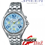 CASIO SHEEN นาฬิกาข้อมือSHEEN รุ่น SHE-3031D-2A