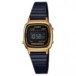 นาฬิกาข้อมือผู้หญิงCasioของแท้ LA670WEGB-1BDF CASIO นาฬิกา ราคาถูก ไม่เกิน สามพัน