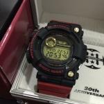 GShock G-Shockของแท้ FROGMAN Titanium Case Premium Model รุ่น GWF-T1030A-1 Limited