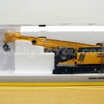 โมเดลรถเครน Sennebogen 683HD Tracked Crane 1:50 by Ros