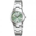 นาฬิกา ข้อมือผู้หญิง casio ของแท้ LTP-1241D-3ADF