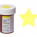 สีผสมอาหาร wilton icing color -lemon yellow code 300