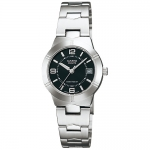 นาฬิกา ข้อมือผู้หญิง casio ของแท้ LTP-1241D-1ADF