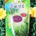 ชาเขียวอัสสัมอบข้าวหอมมะลิ 100กรัม
