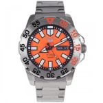นาฬิกา Seiko 5 Sport Mini Monster New Model 2014 Made In Japan SRP483J