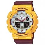 GShock G-Shockของแท้ ประกันศูนย์ GA-100CS-9ADR จีช็อค นาฬิกา ราคาถูก ราคาไม่เกิน ห้าพัน