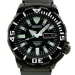 Seiko Night Monster - Black Color