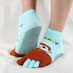 (พรีออเดอร์) YKA80-9-1 ถุงเท้าโยคะ โปรโมชั่น 2 คู่ 499 บาท