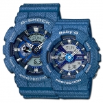 G-Shock ของแท้ ประกันศูนย์ GA110DC&BA110DC G-SHOCK×BABY-G