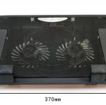 พัดลมระบายความร้อนใช้กับnotebook โน๊ตบุ๊ค fan notebook cooling ปรับความสูงได้