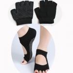 (พรีออเดอร์) ถุงมือ ถุงเท้าโยคะ กันลื่น YKSM30-36