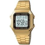 นาฬิกาข้อมือผู้หญิงCasioของแท้ A-178WGA-1AUDF CASIO นาฬิกา ราคาถูก ไม่เกิน สองพัน