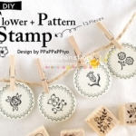 Flower Stamps (Set)