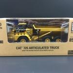 โมเดลรถบรรทุก CAT 725 Articulated Dumper Truck