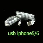 สายชาร์จ USB lightning cable iPhone 5 6 ios8งานแท้
