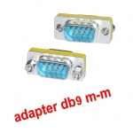 adapter DB9 rs232 serial converter Male to Male