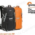 กระเป๋ากล้อง LOWEPRO Photo Sport 200 AW