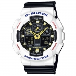 GShock G-Shockของแท้ ประกันศูนย์ GA-100CS-7ADR จีช็อค นาฬิกา ราคาถูก ราคาไม่เกิน ห้าพัน