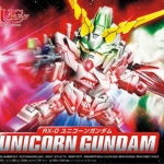 BB360 RX-0 UNICORN GUNDAM