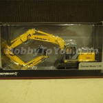 โมเดลรถก่อสร้าง NEW HOLLAND E215BL.C LONG REACH EXCAVATOR 1:50 BY MOTORART