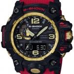 GShock G-Shockของแท้ ประกันศูนย์ G-SHOCK MUDMASTER TOUGHSOLAR GWG-1000GB-4A Limited